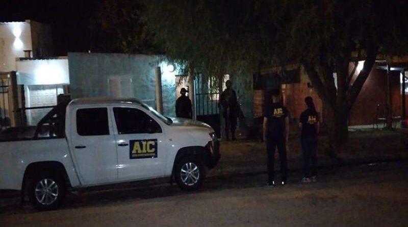 Allanamientos y dos detenidos en Paraná por el caso Cornalis
