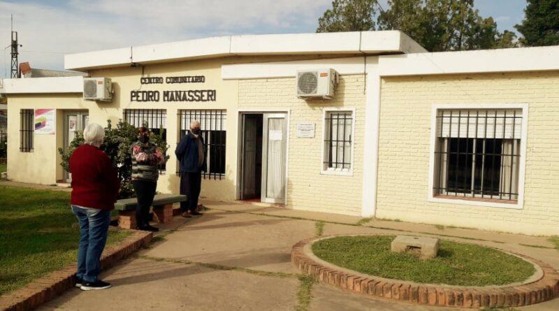 Cañada Rosquín: llegaron más dosis y se retomó la vacunación a mayores de 65 años