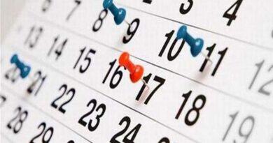Se viene un finde largo: porque el lunes 21 es feriado