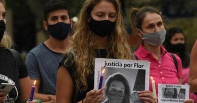 Justicia por Florencia! El grito colectivo de organizaciones al cumplirse 8 meses del femicidio