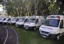 Nación anunció la compra de más de 440 ambulancias para todo el país