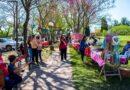 Exitosa Feria de Emprendedores en Cañada Rosquín