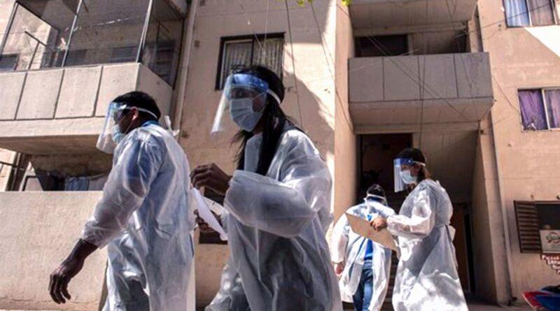 Confirmaron que los 3 casos covid de Santo Tomé son positivos de variante Delta