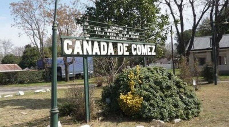 Crimen en una residencia geriátrica de Cañada de Gómez